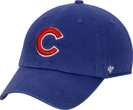 fb018133e8636b ... Chicago Cubs Royal Blue 47 Brand Clean Up Relaxed Adjustable Hat