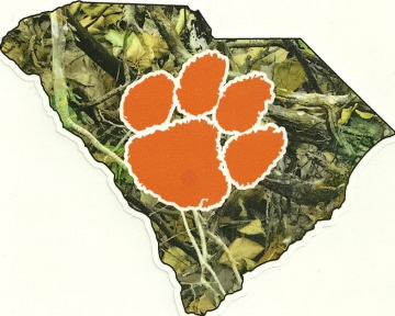 Clemson Tigers Accessories Memorabilia Merchandise Cu Gifts