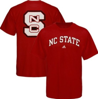 Nc state wolfpack apparel gear ncsu clothes merchandise gifts for Nc state basketball shirt