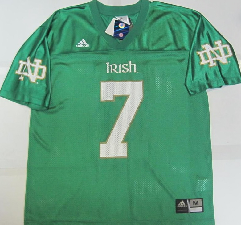 Image Result For Notre Dame Football Jersey Numbers