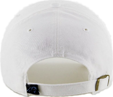 6835d7abcae ... Carolina-Panthers-47-Brand-White-Cleanup-Relaxed-Adjustable-Hat-Back.jpg  ...