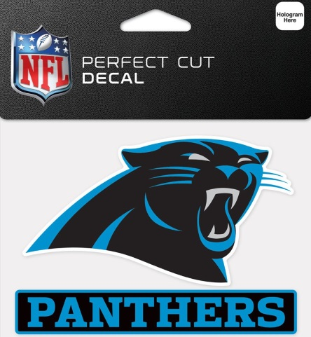 what color are panthers 28 images carolina panthers With kitchen colors with white cabinets with nfl logo stickers