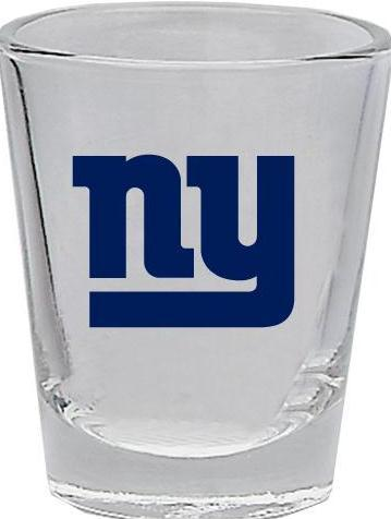 New York Jets 2oz. Full Color Freezer Collector Glass