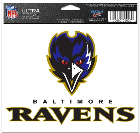 Raven Football Colors Football Full Color Raven